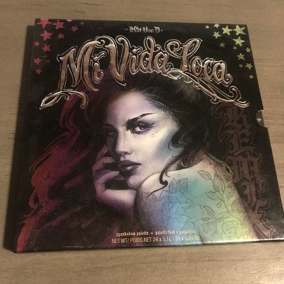 Kat Von D Other - Limited Edition KVD Mi Vida Loca Palette